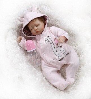 Real alive bebe reborn doll 40cm twins boy girl handmade silicone reborn baaby doll children gift playmate doll