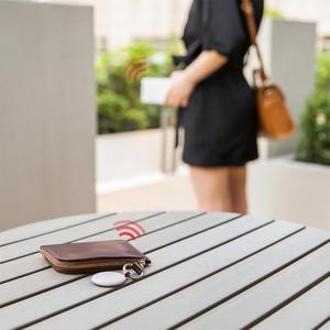 Image 2 - Youpin Ranres Smart Intelligent Mini Anti lost Device Two way mutual search 15M long distance Work For Mi home app Anti lost