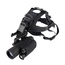 RG55 High Definition Helmet Infrared Single-barrel Night Vision Game Patrol Security Telescope