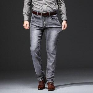 Image 2 - AIRGRACIAS الجينز الرجال الكلاسيكية الرجعية الحنين مستقيم الدنيم الجينز الرجال حجم كبير 28 38 الرجال العلامة التجارية السراويل الطويلة بنطلون