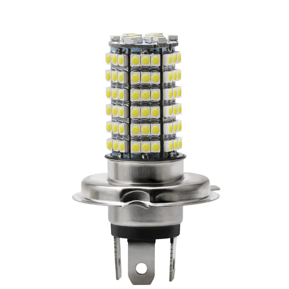 2pcs H3 H4 H7 H8 H11 Led Bulb 9005 9006 Car Fog Lights High Power Lamp 3528 120SMD Daytime Running Lights Motorcycle Light 12V