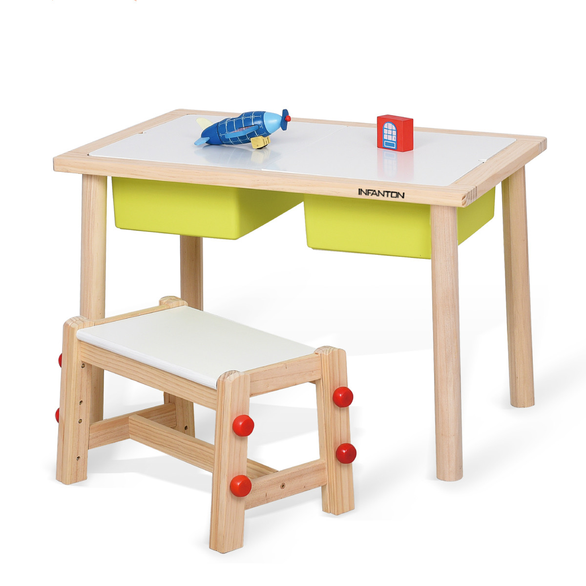 Children's Desks And Chairs Student Learning Table Toy Table Kindergarten Game Table Baby Chair