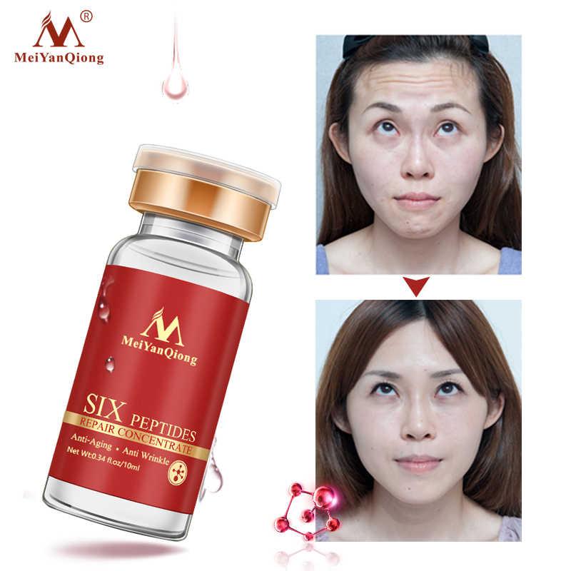 Argireline 6 Peptide Sửa Chữa Tập Trung Trẻ Hóa Nhũ Chống Nhăn Serum Cho Da Mặt Sản Phẩm Chăm Sóc Da Chống Lão Hóa Axit