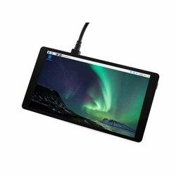 5 inch HDMI Capacitieve 1920*1080 Touch screen Module Raspberry Pi LCD AMOLED 5.5 inch 1080P voor Raspberry pi 3B + 2B +