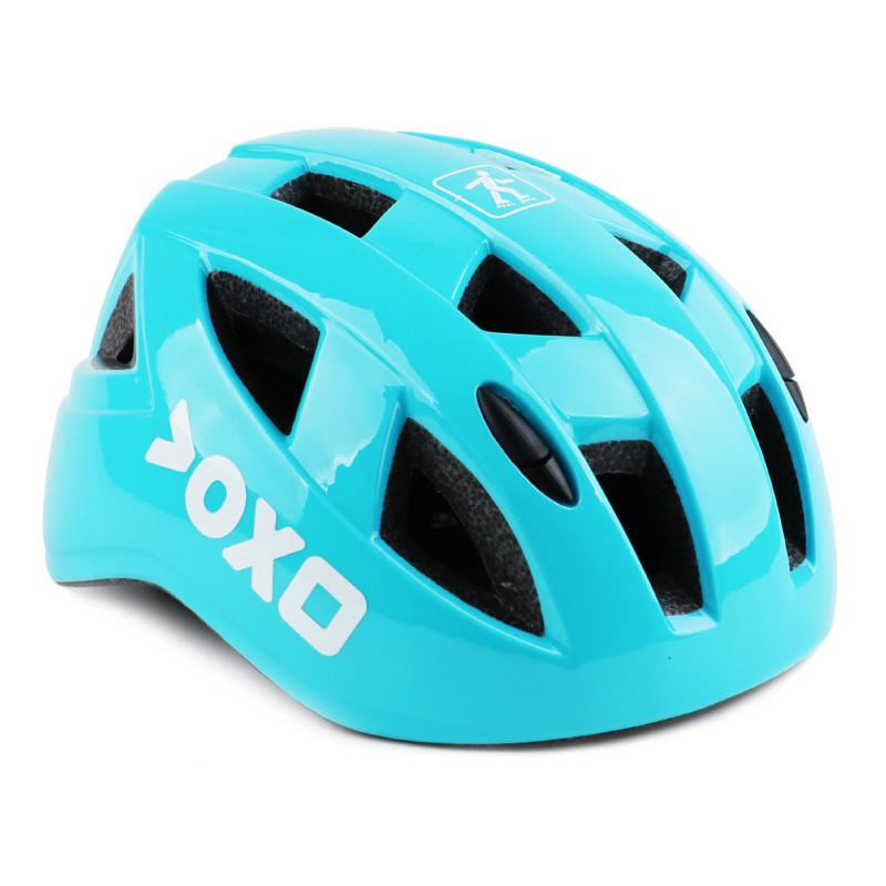 Купить с кэшбэком Ultralight Kids Bicycle Helmet Children's Safety Cycling Skating Helmet Child Outdoor Sports Protect Gear Bike Equipment
