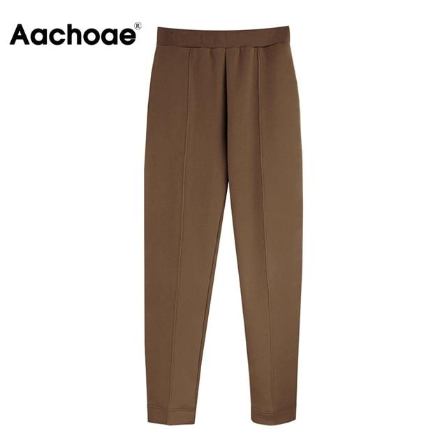 Solid Harem Pants  5