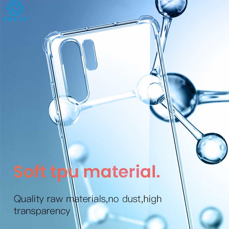 NBYST 高級耐衝撃シリコン電話ケース huawei 社 P30 Lite ケース P20 プロ 1080p スマート 2019 メイト 20 10 Lite 名誉 8x 10i ケース