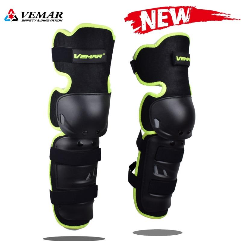 VEMAR – genouillères de protection pour Moto, équipement de protection pour Motocross