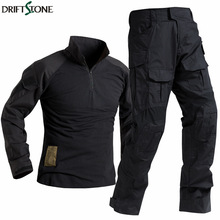 Suit Pants Soldier Combat-Shirt Military-Uniform Airsoft Tactics Camouflage Special Forces