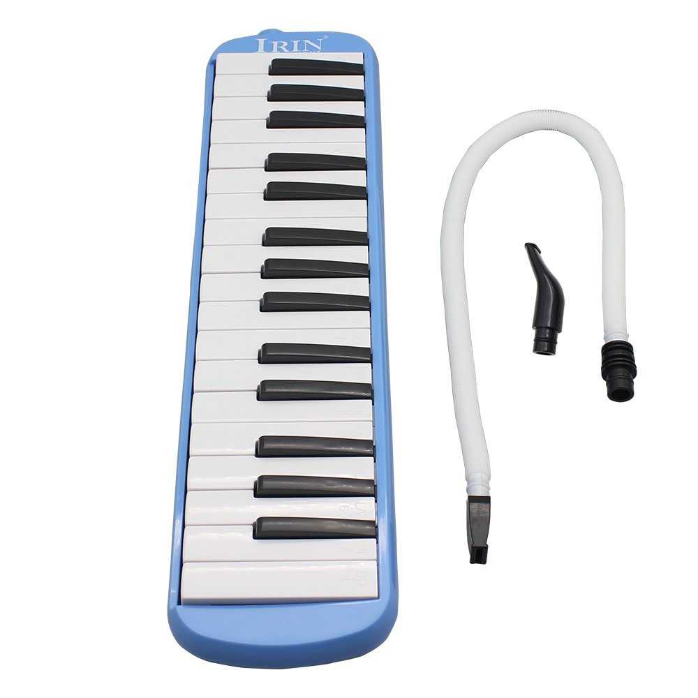 <font><b>32</b></font> Piano <font><b>Keys</b></font> <font><b>Melodica</b></font> Musical Instrument with Carrying Bag for Students Music Lovers Beginners Music Instruments image
