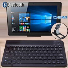 Bluetooth Keyboard for Chuwi EBook 10.1″/HI10/HI10 Pro/Hi9 Air/HiBook Pro 10.1/HiPad Tablet Laptop Wireless Bluetooth Keyboard