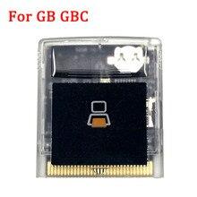 EDGB PRO EZ FLASH JUNIOR เกมการ์ดสำหรับ Gameboy DMG GB GBC GBP เกมคอนโซลเกมตลับหมึกประหยัดพลังงานรุ่น