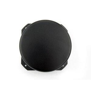 Image 4 - غطاء محول دائري الحجم الخارجي 140*74 مللي متر أسود معدني درع معدني غطاء 200 واط 300 واط 500 واط واط محول حلقي