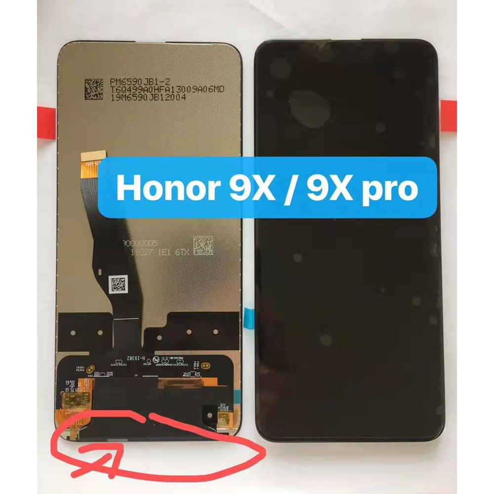 Original For Huawei enjoy 10 plus LCD Display Touch Screen Digitizer Assembly replacement parts For Huawei enjoy 10 plus LCD