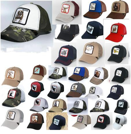 Truck Driver Hats Baseball-Cap Mesh Embroidery Anime Outdoor Men's Summer Cute Sunshade title=