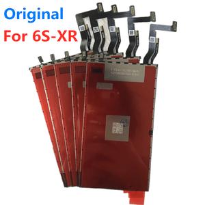 Image 1 - 20 قطعة/الوحدة الأصلي LCD ثلاثية الأبعاد اللمس الخلفي ضوء فيلم آيفون XR 6s 6sp 7 8 8P 6 plus الخلفية إصلاح استبدال