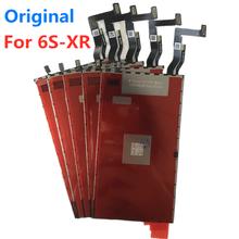 20 개/몫 아이폰 XR 6s 6sp 7 8 8P 6 플러스 백라이트 수리 교체에 대 한 원래 LCD 3D 터치 다시 빛 영화