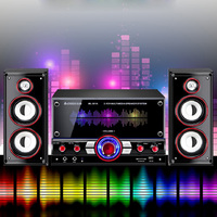 3D Surround Sound Home Party Wireless HIFI System Karaoke bluetooth Devices Music Center for Relaxing Yourself Speakers