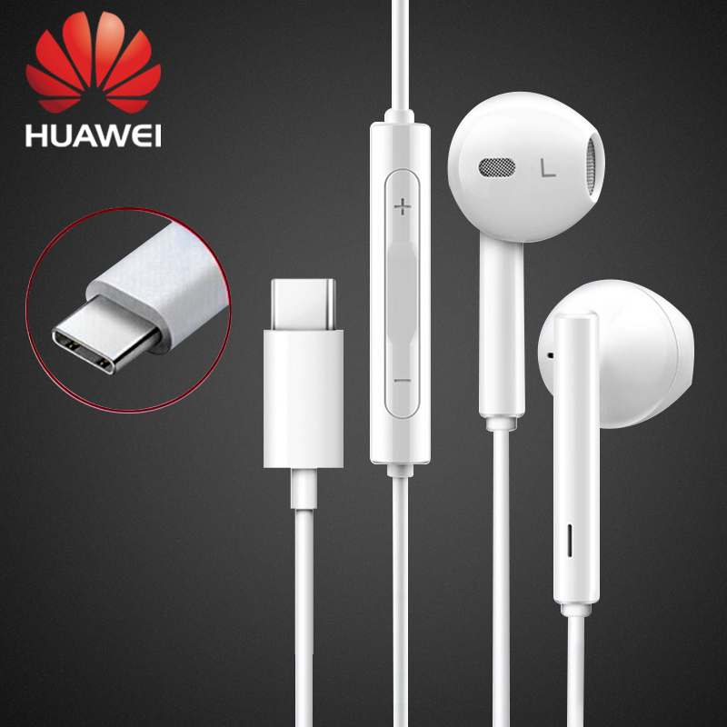 <font><b>Huawei</b></font> Pro USB Typ C Headset CM33 Original Nova5/<font><b>P20</b></font>/P30Pro Mate10Pro/20X RS Herrlichkeit 20/ magic2 Note10 Typ-c Gewidmet Authentische image
