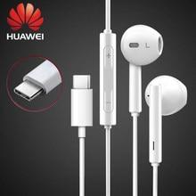 Наушники Huawei Pro USB Type-C CM33 оригинальные Nova5/P20/P30Pro Mate10Pro/20X RS Glory 20/Magic2 Note10 Тип-c Выделенные Аутентичные
