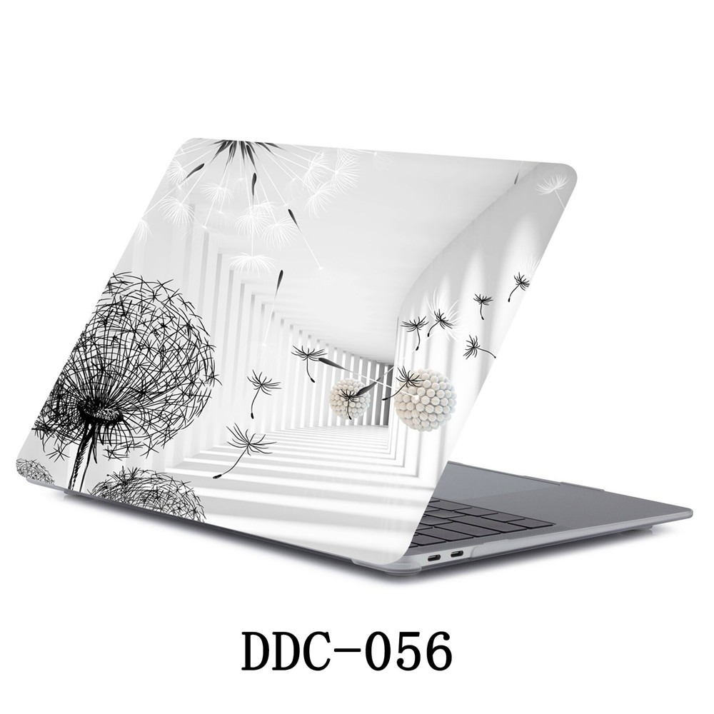 Matte Texture Printing frosted Case for MacBook 27