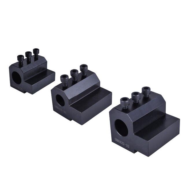 CNC Drehmaschine Innen Durchmesser Hilfs Werkzeug Halter Werkzeug Hülse Innere Loch Guide Hülse Multi funktion SBHA20/SBHA25