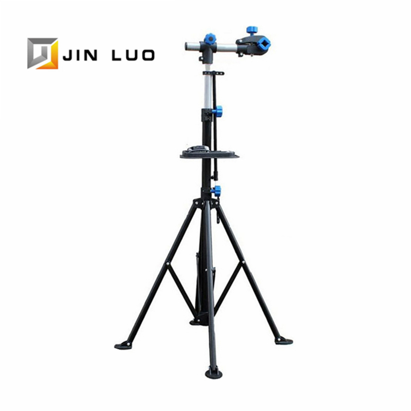 Bicycle Fixing Stand Bike Repair Support Showing Bracket Cycle Cycling Accessories Foldable Portable Quick Release Rack
