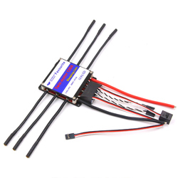 Underwater Thruster ESC Brushless ESC 120A Dual Drive 3-6S High Voltage 24V Governor