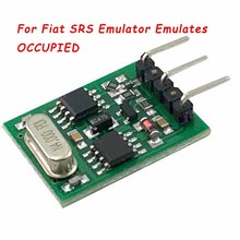 2020 Professional For Fiat SRS Emulator Emulates OCCUPIED Seat on for STILO and Similar Cars Free Shipping
