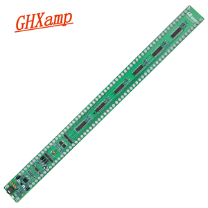 Image 2 - GHXAMP 120 LED Level Indicator Stereo Sound Control Audio Music Spectrum electronic VU Meter LED music rhythm volume 5V Case
