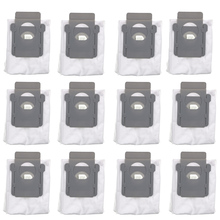 6 piezas/12 piezas para irobot Roomba i7 i7 + plus E5 E6 robot aspiradora bolsas de filtro de polvo accesorios de colector de polvo robótico
