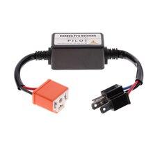 Автомобильный светодиодный светильник декодер компенсатора авто светодиодный головной светильник декодер анти-мерцания для поворотов/номерного знака светильник/головной светильник лампочка