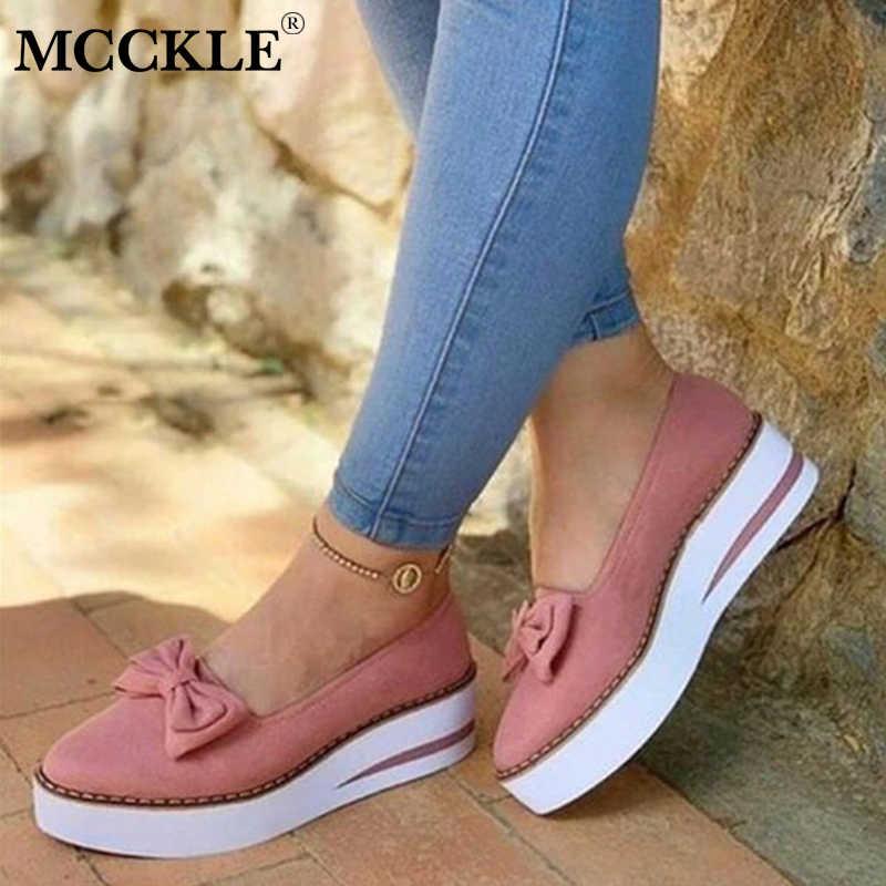 Women Flat Loafer Shoes Ladies Slip On