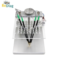 Best Sales Stainless Steel LED BDM Frame With Full Set Adapters For Fgtech BDM100 Programmer Tool