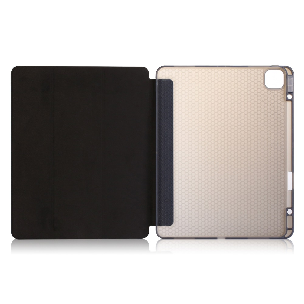 for Inch Pro Tablet for 2020 Case iPad Funda 12.9 Solid Case 12.9 Pro Cover Smart iPad