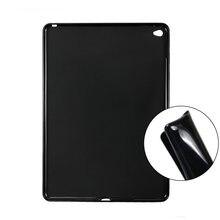 Чехол для ipad air 2 97 дюйма 2014 мягкий силиконовый защитный