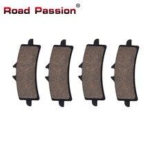 แผนที่Passionรถจักรยานยนต์เบรคหน้าสำหรับDUCATI 1199 Panigale Tricolore Superleggera 1199 2012 2015 1200 S 2014 2015