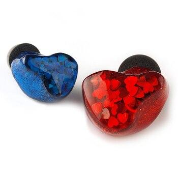 XIAOFAN WK10 customized 5 Balanced Armature Noise cancelling music earphone hifi in-ear earphone
