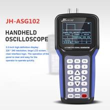 Gerador de sinal automotivo tensão fonte de sinal de freqüência carro instrumento de diagnóstico 2 canais saída de sinal de forma de onda asg102