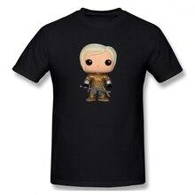 2019 funny tee cute Game Of Thrones Brienne Tarth P t shirts men cotton tops cool shirt summer Mens Sleeve T-Shirt