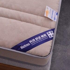 Image 5 - VESCOVO harde Matras topper queen twin tatami vloer Matras bed topper voor bed 90*200 120*200 150*200