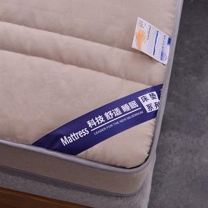Image 5 - Жесткий матрас VESCOVO, Верхний Матрас queen twin tatami, напольный матрас, Верхний Матрас для кровати 90*200 120*200 150*200