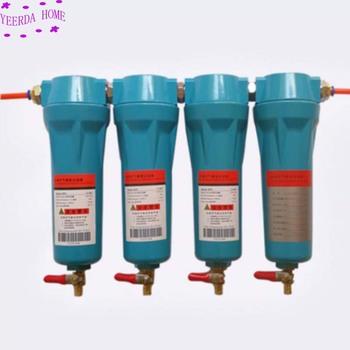 3 4 #8222 wysokiej jakości separator wody i oleju 015 Q P S C akcesoria sprężarki powietrza sprężonego powietrza precyzyjny filtr suszarka QPSC tanie i dobre opinie YED-190902005