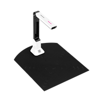 New version Scanner T580X Book & Document Camera CimFAX, 5 Mega pixel, Capture Size A4, English Software, for office, teaching