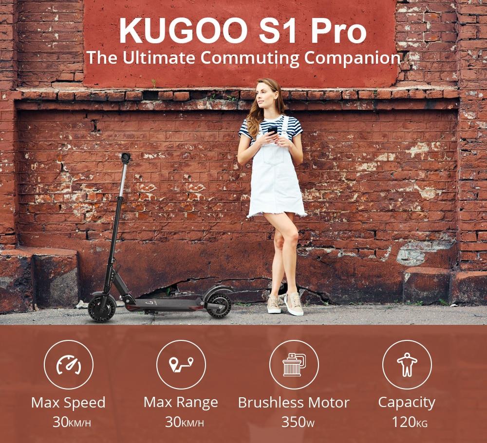 KUGOO Professionaalne elektriline tõukeratas