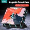 ESR Magnetic Smart Case for iPad Pro 11 12.9 2020 2018 Cover Trifold Stand Magnet Case Cover for iPad Pro 2020 12.9 Case Funda