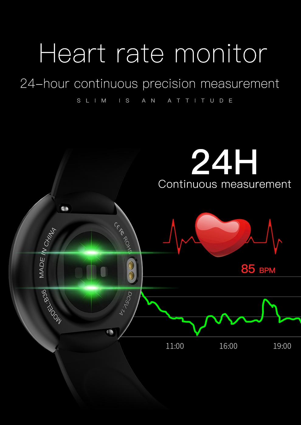 Hbb87654499004d08add067c583580078z SKMEI Men Smart Watch Heart Rate Sleep Monitor GPS