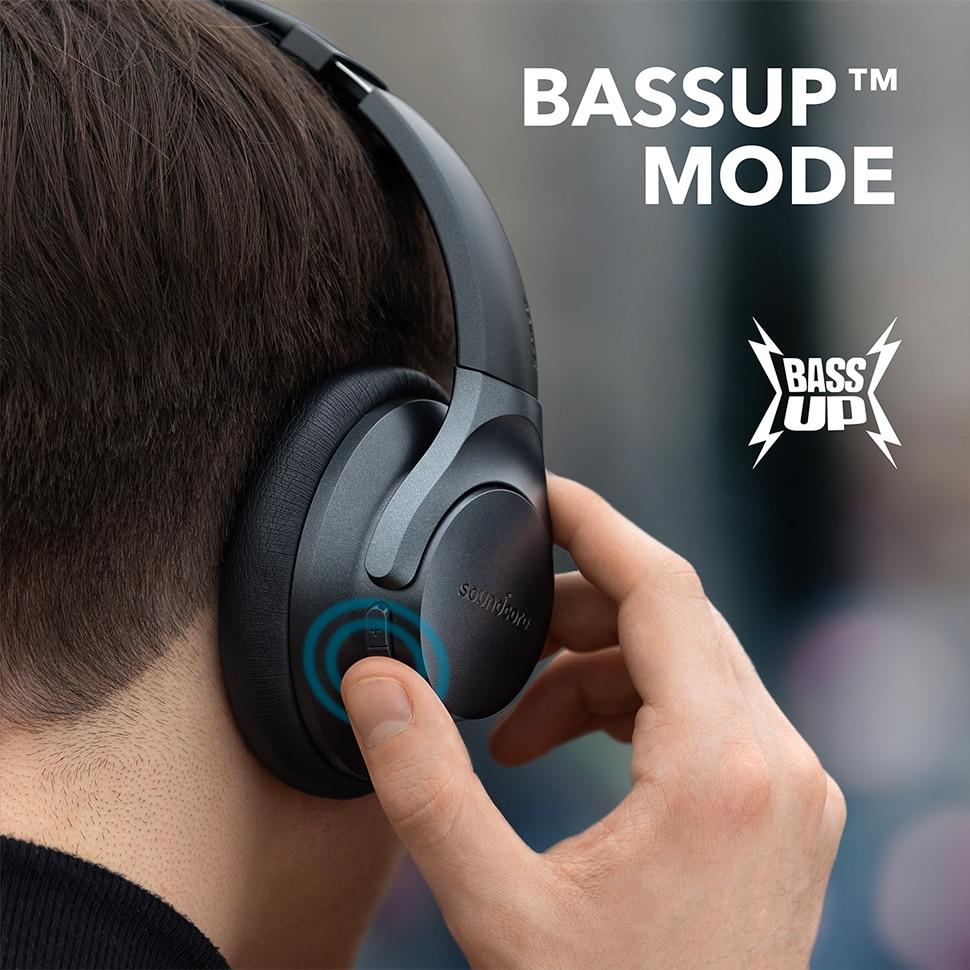 Casque Anker Soundcore Life 2 technologie BassUp
