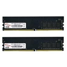 Desktop 2400mhz Ddr4-Ram Pc4-19200 16GB 8GB Intel KAMOSEN 288-Pin Memory-1.2v-Voltage