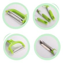 Grater Kitchen Gadgets Planer Vegetable-Cutter Potato-Peeler Fruit Melon 3-Styles